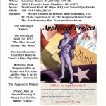 Appleseed BBQ Invitation - click to view