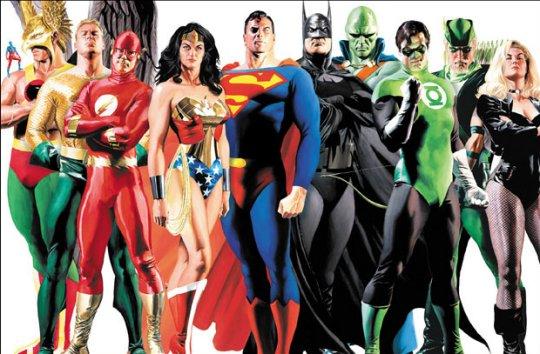 DC Superhero Coming Out Of Closet Pundit House