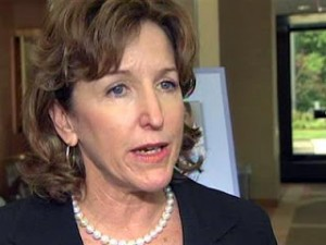 Senator Kay Hagan, Obama Supporter