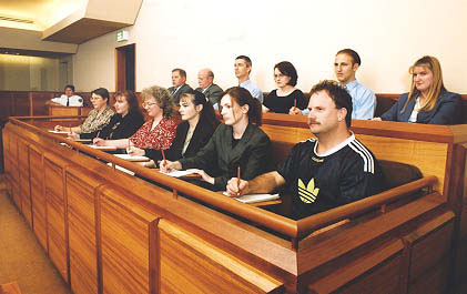 Should you be able to opt out of a jury trial?