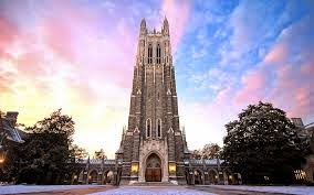 This is the Duke Chapel, Not the Duke Minaret!