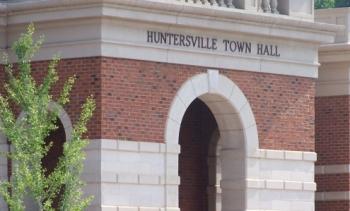 huntersville town hall