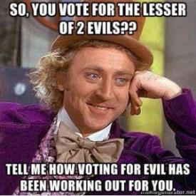 politics-evil